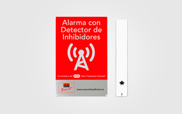 Detector de inhibición Securitas Direct